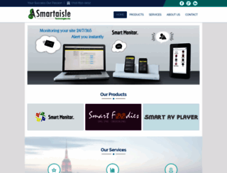 smartaisletech.com screenshot