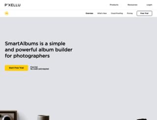 smartalbums.com screenshot