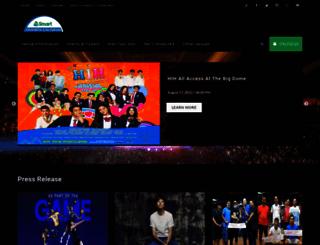 smartaranetacoliseum.com screenshot