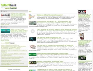 smartbank.ro screenshot