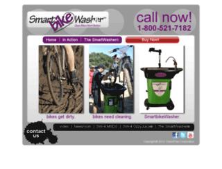 smartbikewasher.com screenshot