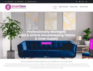 smartclean.co screenshot