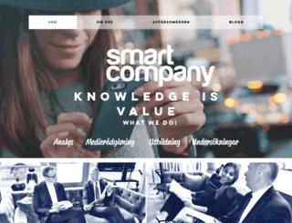 smartcompany.se screenshot