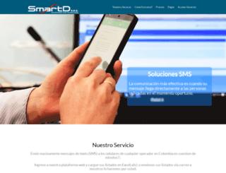 smartdsoluciones.com screenshot