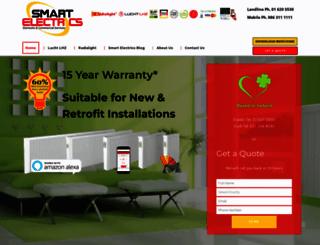 smartelectrics.ie screenshot