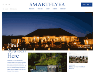 smartflyer.com screenshot