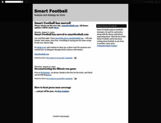 smartfootball.blogspot.com screenshot