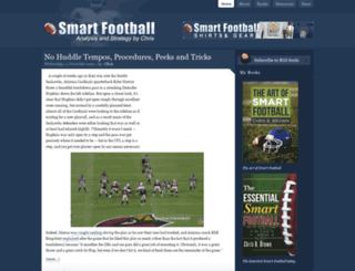 smartfootball.com screenshot