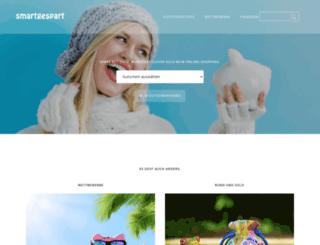 smartgespart.ch screenshot