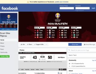 smartgilas.net screenshot