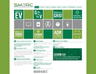 smartgrid.ucla.edu screenshot