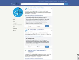 smarthires.com screenshot