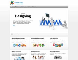 smartitians.com screenshot