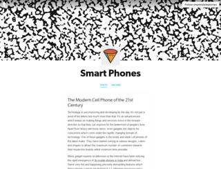 smartmobilephones.tumblr.com screenshot