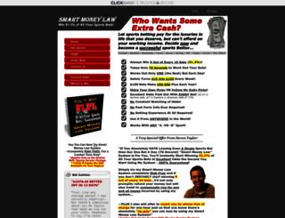 smartmoneylaw.com screenshot