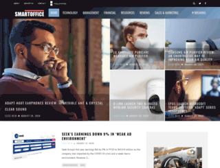 smartoffice.com.au screenshot