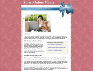 smartonlinemoms.com screenshot