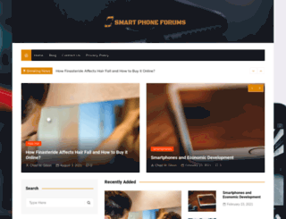smartphoneforums.com screenshot