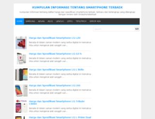 smartphoneterbaik.com screenshot