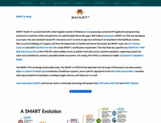 smartplatforms.org screenshot