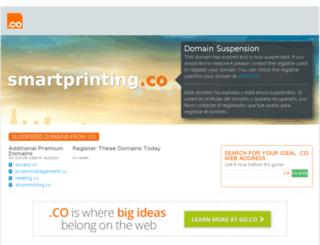 smartprinting.co screenshot