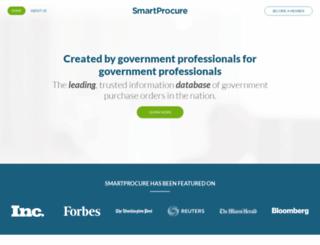 smartprocure.us screenshot