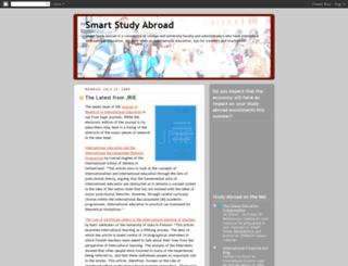smartstudyabroad.blogspot.com screenshot