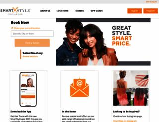 smartstyle.com screenshot