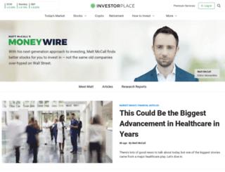 smarttalk.investorplace.com screenshot