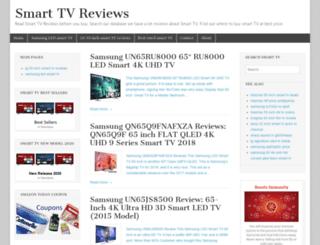 smarttvreviews.net screenshot
