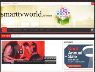 smarttvworld.science screenshot
