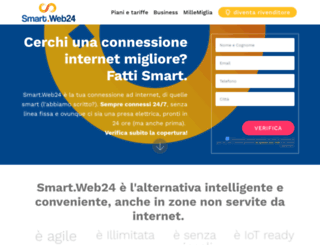 smartweb24.it screenshot