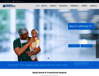 smbalaji.com screenshot