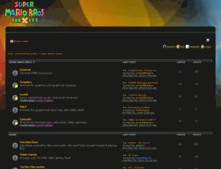 smbxturtles.prophpbb.com screenshot