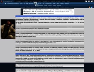 smeric.developpez.com screenshot