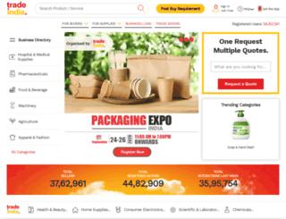 smetimes.tradeindia.com screenshot