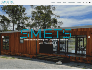 smets.com.au screenshot
