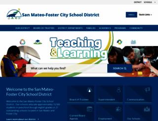 smfcsd.net screenshot