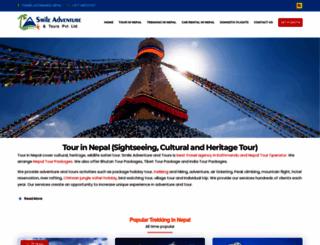 smileadventure.com screenshot
