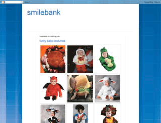 smilebank.blogspot.com screenshot