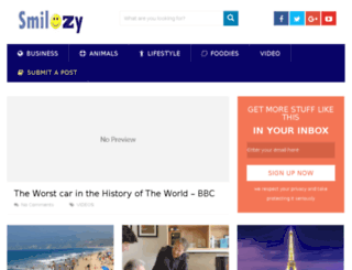 smilezy.com.ng screenshot