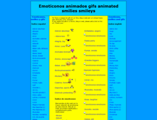 smilies-gifs.com screenshot