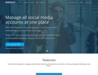 smintly.com screenshot