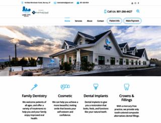 smithfamilydental.com screenshot