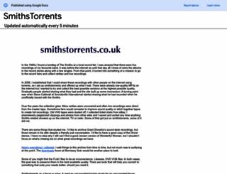 smithstorrents.co.uk screenshot