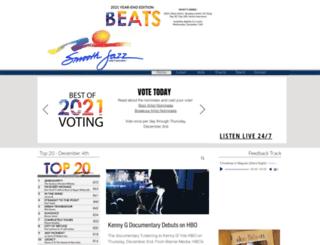 smoothjazztop20.com screenshot