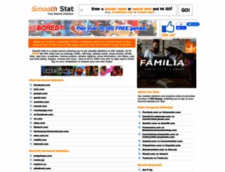 smoothstat.com screenshot