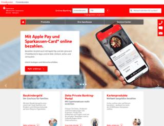 sms-hm.de screenshot