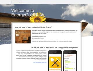 sms.energygoldrush.com screenshot