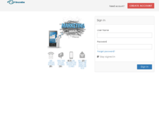 sms.incrabs.com screenshot
